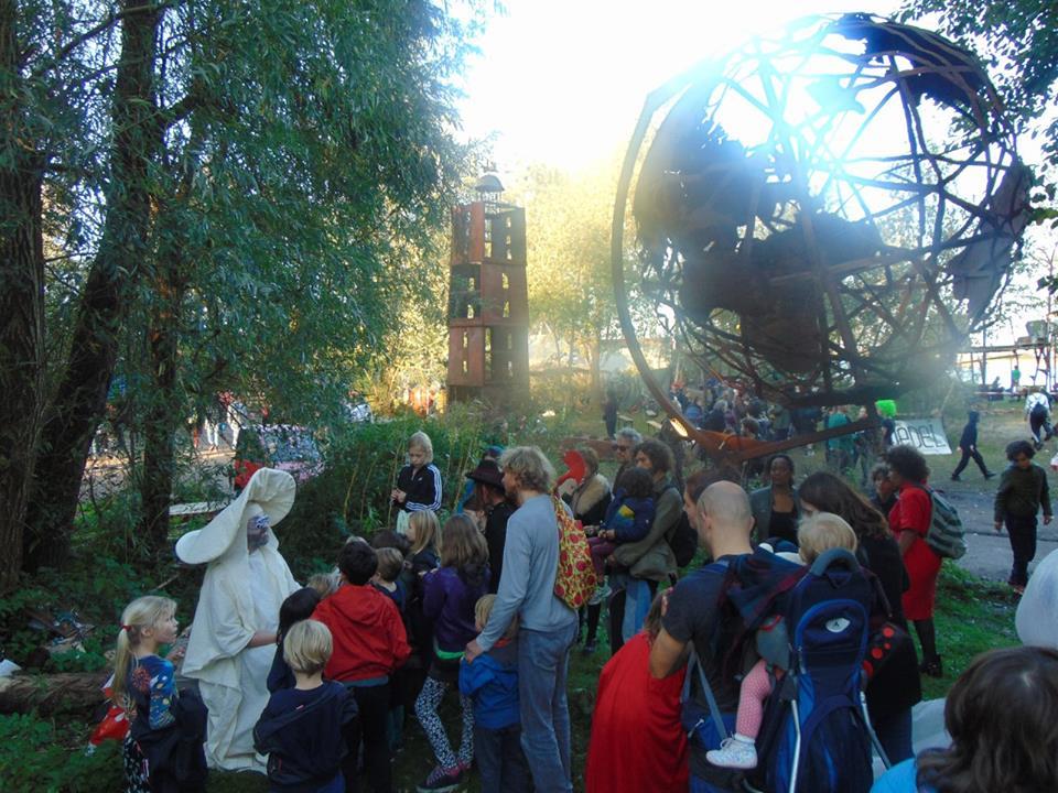 VIVA ADM festival: Haven Piraten