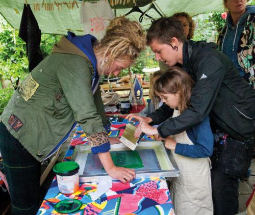 woensdag 17 januari – start Kidskunstlab ZEEFDRUK = Uitverkocht! Je kunt op de wachtlijst.