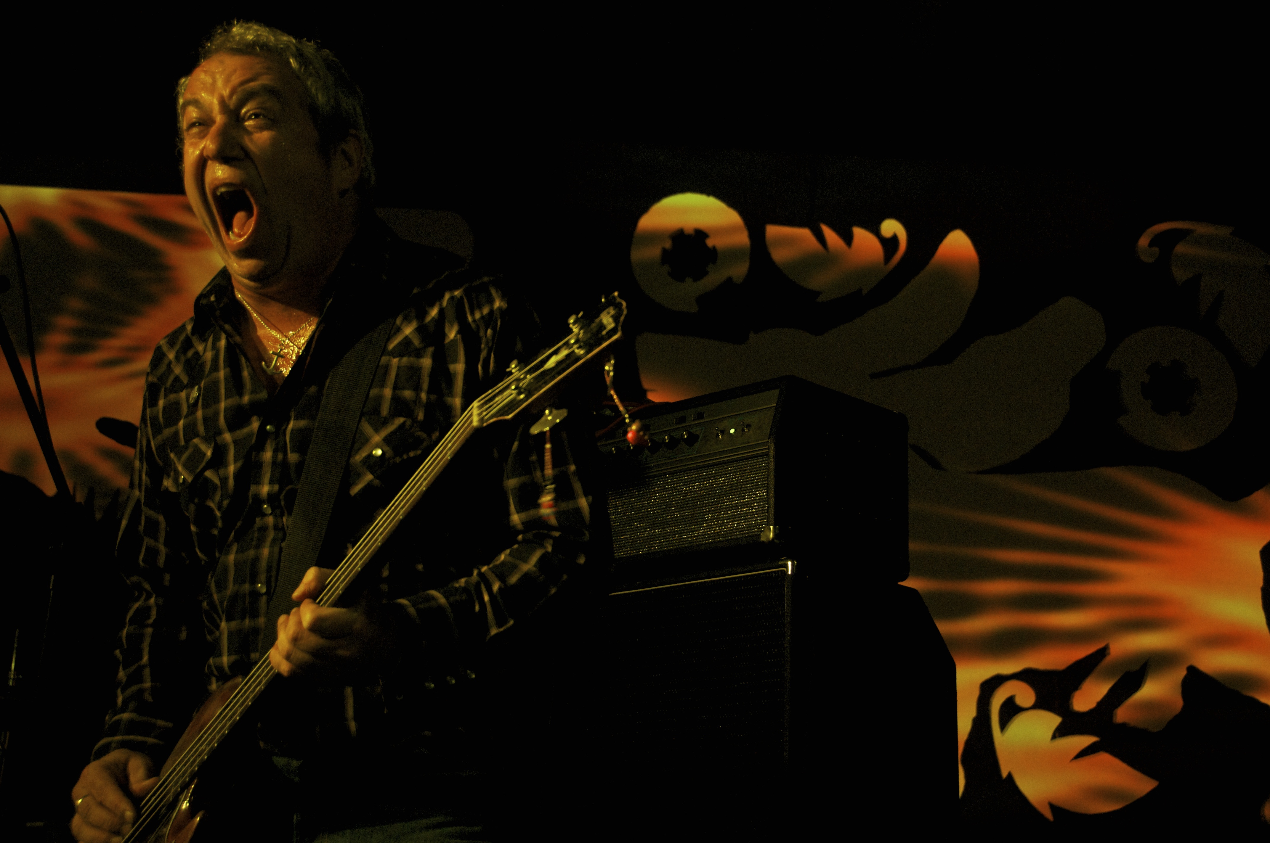 Mike Watt & the Missingmen at Supersonic(2)