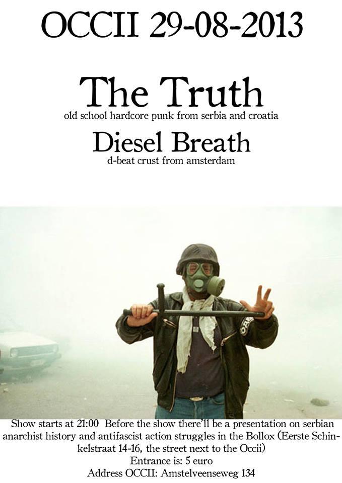THE TRUTH (XS/HR) + DIESEL BREATH