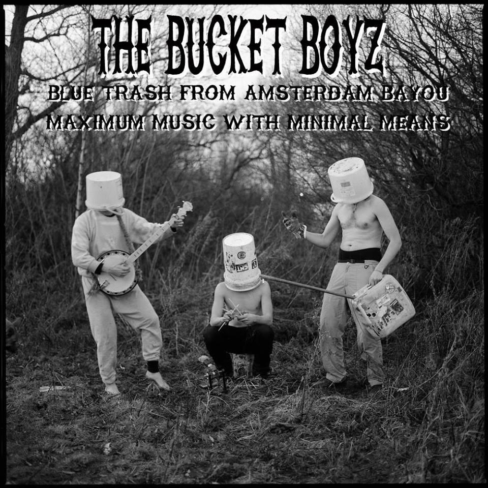 THE BUCKET BOYZ + SHOE EATING RABBITS + DE BEATZERS