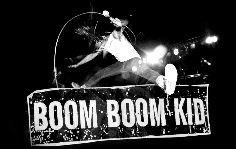 BOOM BOOM KID (arg) + DEAD MOUSE WALKING