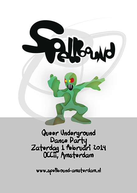 Queer Underground Dance Party -w/ DJ Louis Guilliaume + SPELLBOUND DJ's