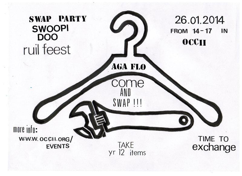 SWOOPIDOO SWAP PARTY