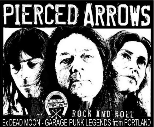 PIERCED ARROWS (us) ->> CANCELED (Very Sad // Good NEWS)