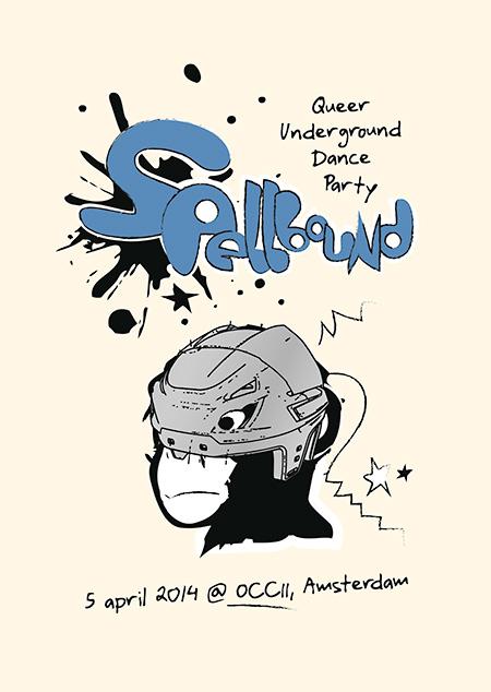 Queer Underground Dance Party -w/ SPELLBOUND DJ's + Mr. Blaauw + Linx