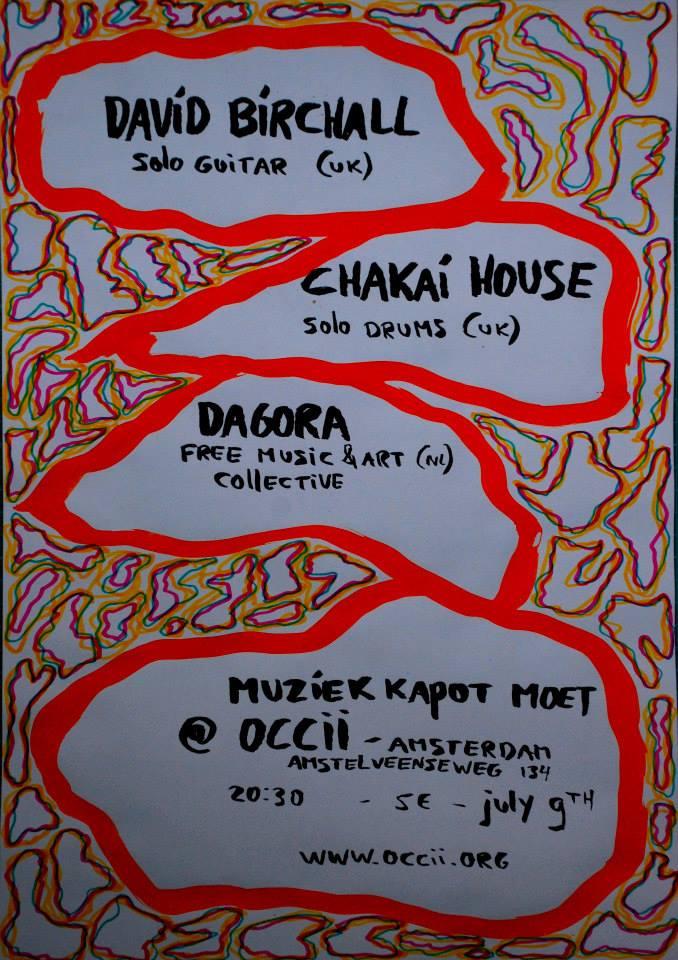 CHAKAI HOUSE (uk) + DAVID BIRCHALL (uk) + DAGORA