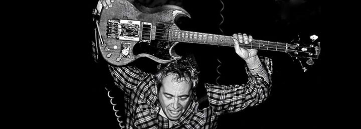 Bassist Mike Watt