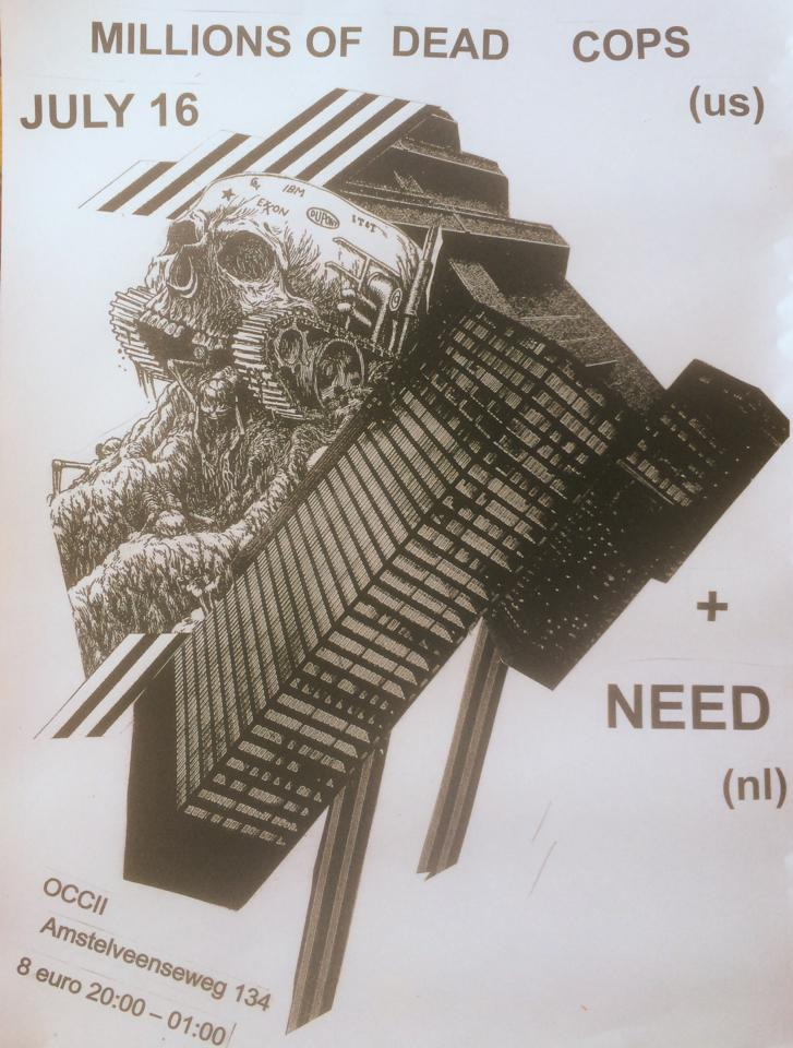 M.D.C. (us) + NEED