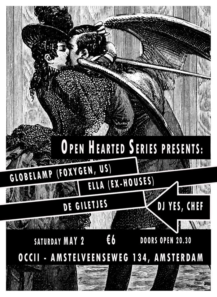 GLOBELAMP (us) + ELLA + DE GILETJES