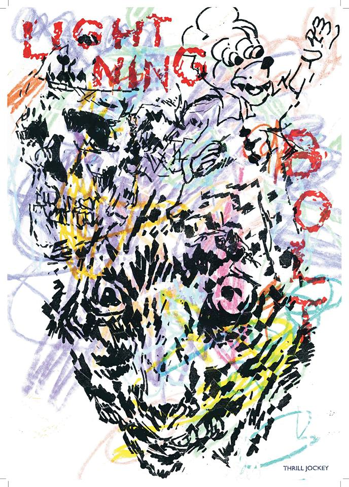 LIGHTNING BOLT (us) + TRIO GOH LEE KWANG (my), JULIEN OTTAVI (fr), LUKAS SIMONIS + LANDVERRAAD