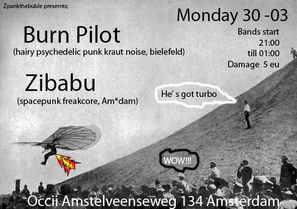 BURN PILOT (de) + ZIBABU (adm)