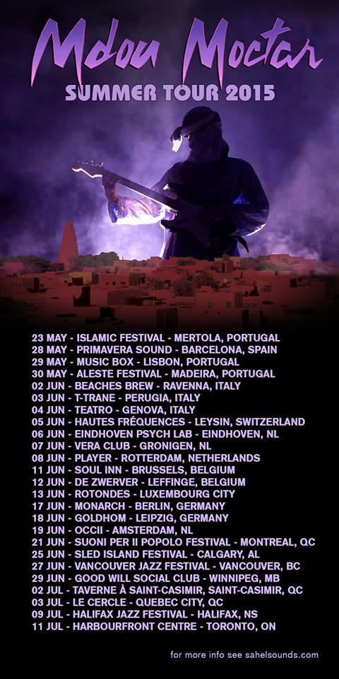 mdou tour 2015