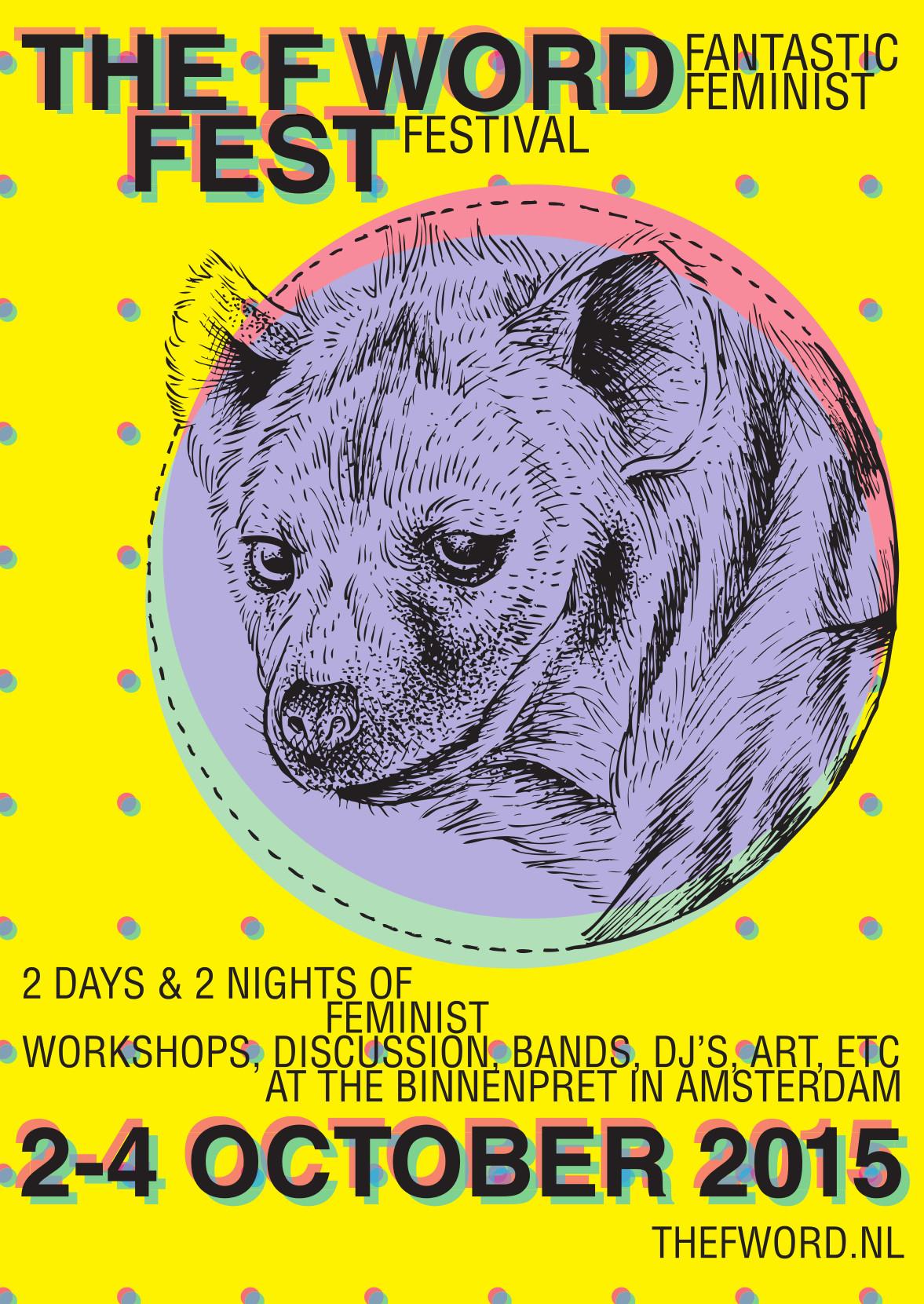 The F-WORD FEST -w/ PETZE (de) + LAWINE + MOMMA SWIFT (uk) + DJ's by DJ Workshops For Women! + Femi-oke