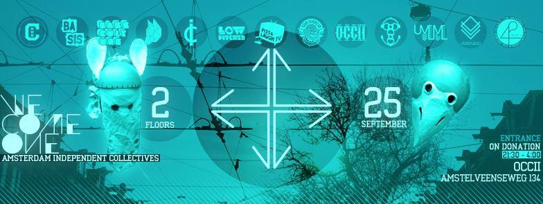 We Come One Festival! -w/ UMEME AFRORAVE + INSTANT COLLECTIVE + Mawimbi Dj set + DJ'S