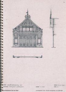 OCCII bouwontwerp uit 1997