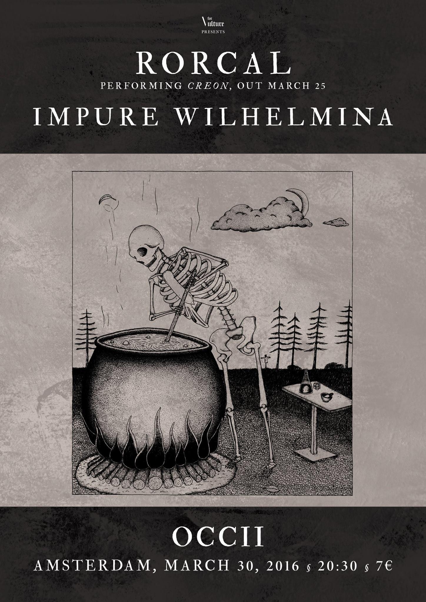 RORCAL (ch) + IMPURE WILHELMINA (ch)