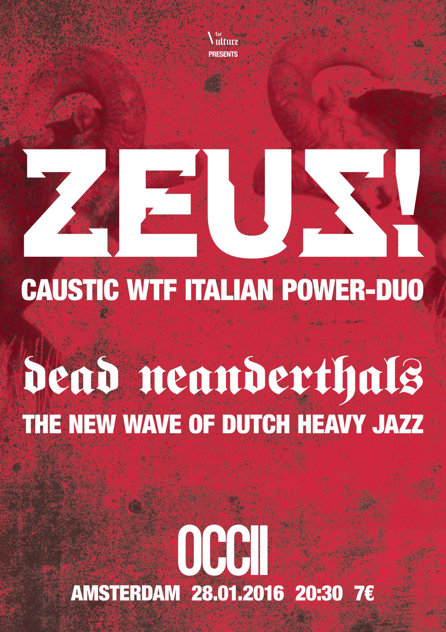 ZEUS (it) + DEAD NEANDERTHALS