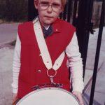 zea in drumband