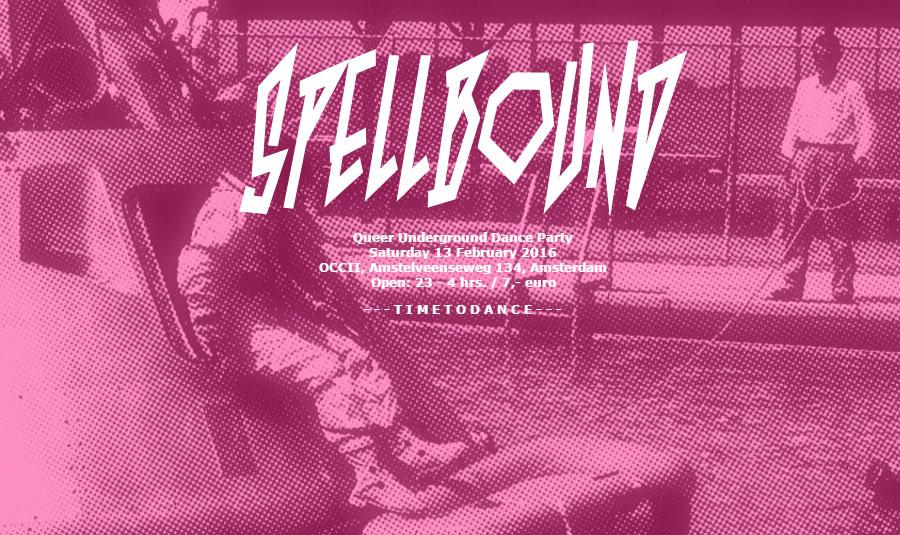 SPELLBOUND DJ'S + OLIFANTTAKEOVER