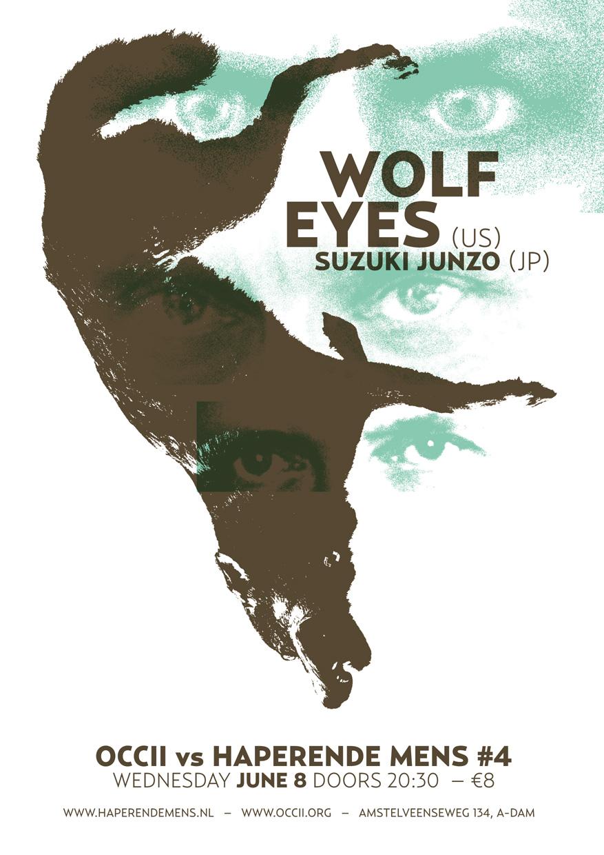 WOLF EYES (us) + SUZUKI JUNZO (JP)