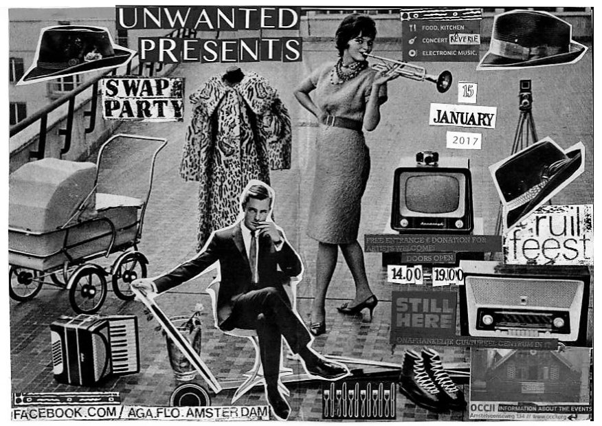 Unwanted Presents Swap Party! w/ RÊVERIE + Adventures of the Valparaiso! & More!!!