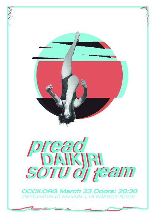 PRAED (LE) + DAiKiRi (FR) + SOTU DJ TEAM