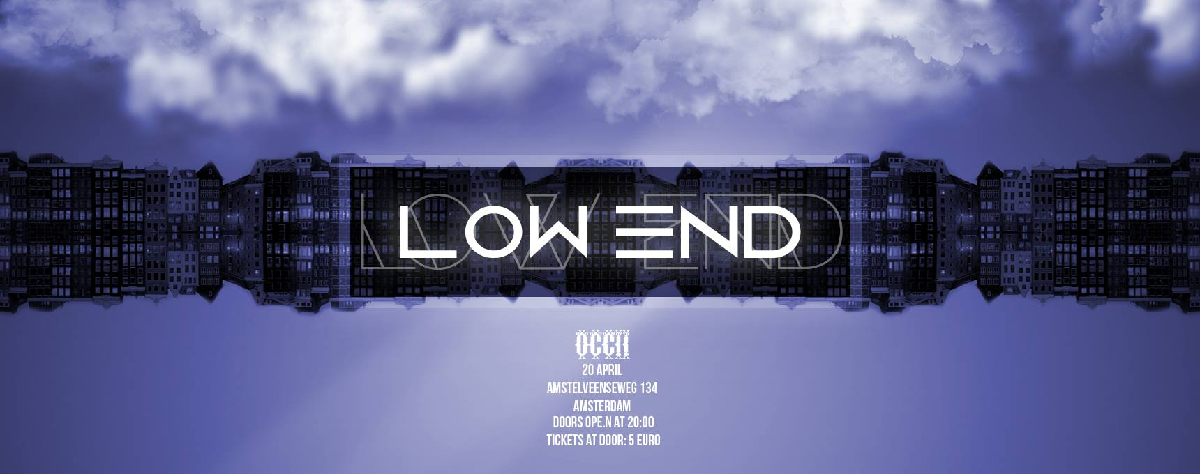LOW END present: SMMYD + TW97 + Timothy Martin + KLENG + CHIMERA