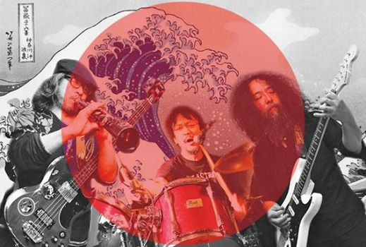 Ruins Alone + Acid Mothers Temple SWR +  Akaten +  Zoffy +  Zubi Zuva X +  Psyche Bugyo +  Atsushi Tsuyama Solo +  Makoto Kawabata Solo