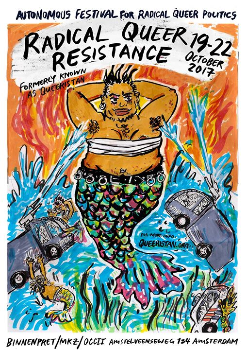 Radical Queer Resistance (Queeristan) 2017