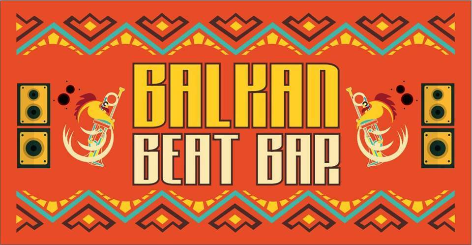 BALKAN BEAT BAR XVII  w/ DJ's LAY DNA (HU) and Fictive Person!