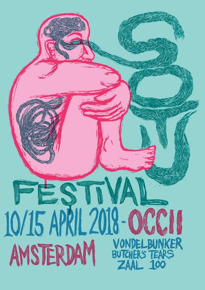 SOTU Festival 2018 - II V II w/ VAMPILLIA (jp) + VMO (jp) + ERIK RUIN (us) & DEAD NEANDERTHALS + URBAN GREY + L'atlier D'eveil Musical Du Centre Social Raymond Poulidor (FR) + MUCH MORE!!!