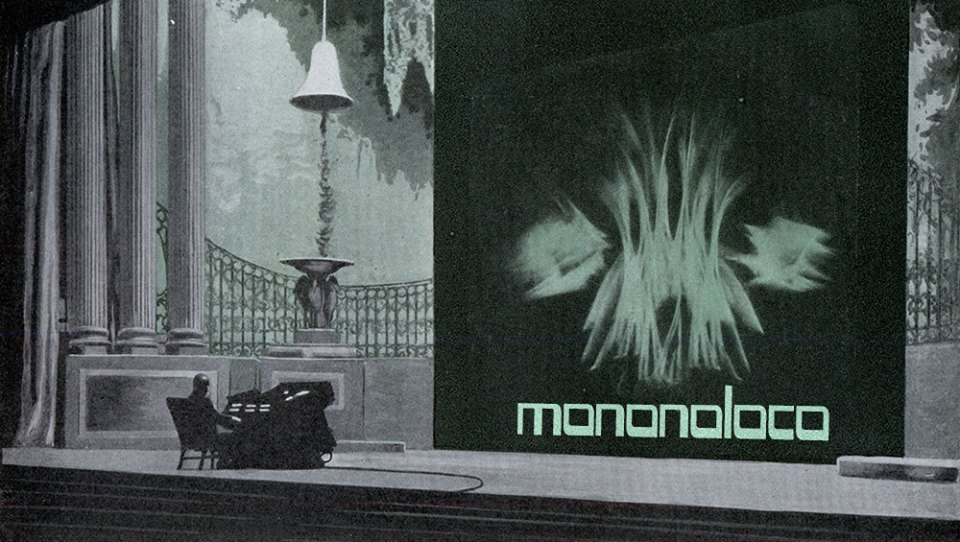 MONONOLOCO w/ DIRK JOHAN STROMBERG (us/sg) + OGUZ BUYUKBERBER + OLIVIER SCHREUDER + IVO BOL + CENGIZ ARSLANPAY + ROBIN KOEK + VJ MAARTEN VAN DER GLAS + THE MAGIC NUMBER DJ Collective