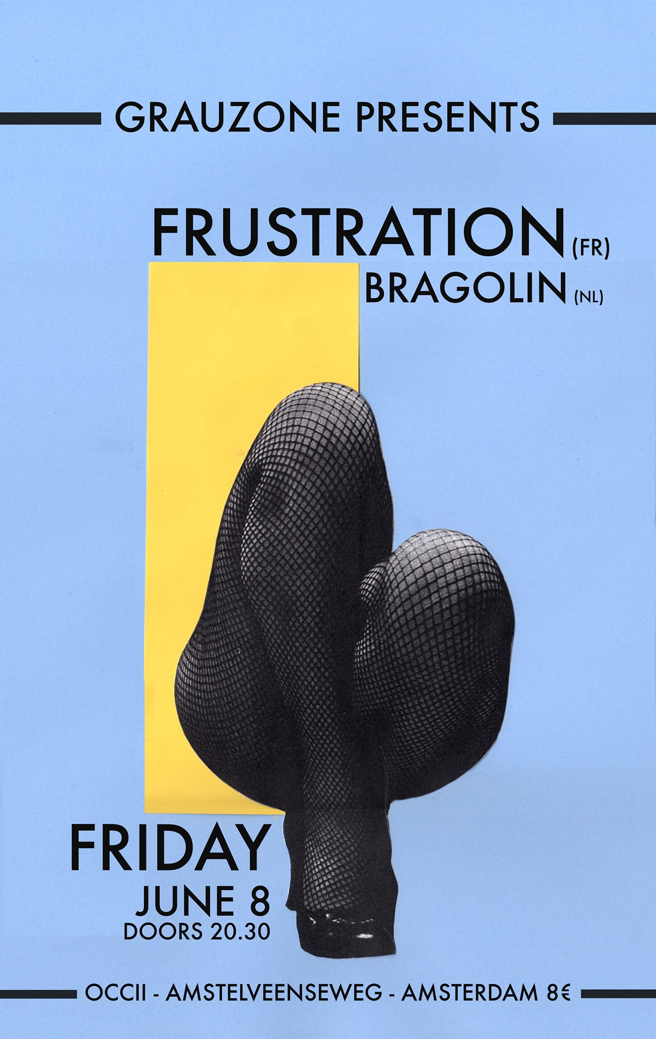 FRUSTRATION (FR) + BRAGOLIN