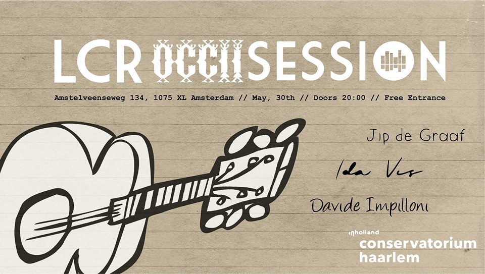 LCR Acoustic Sessions present: A Conservatory Special