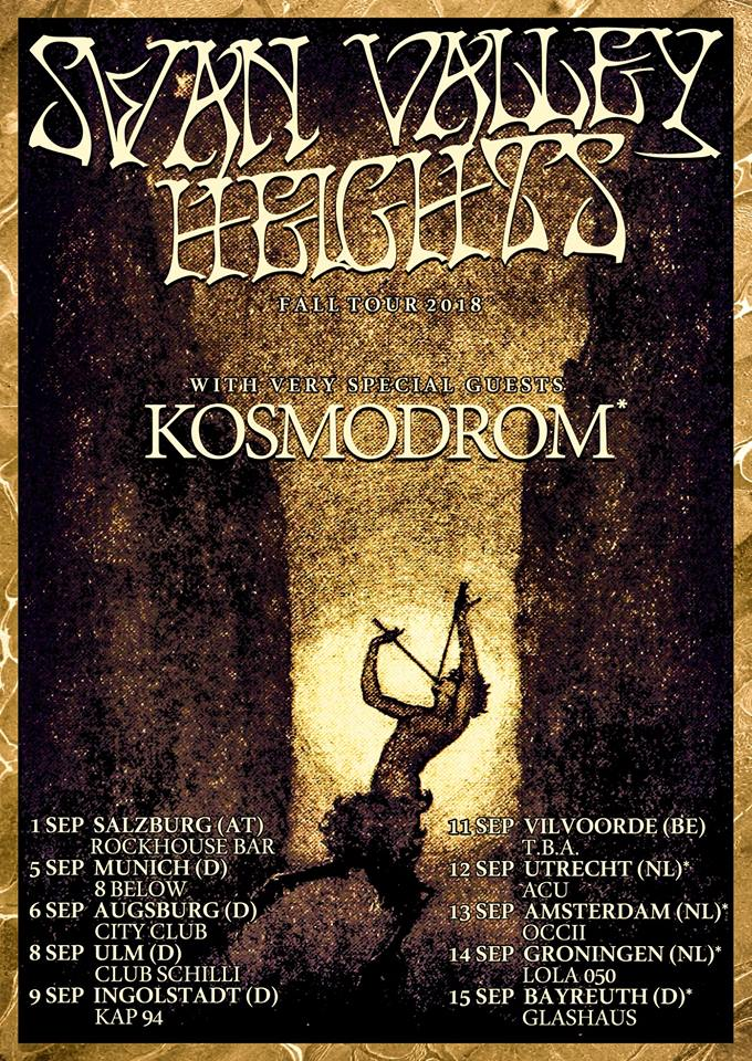 SWAN VALLEY HEIGHTS (DE) + KOSMODROM (DE)