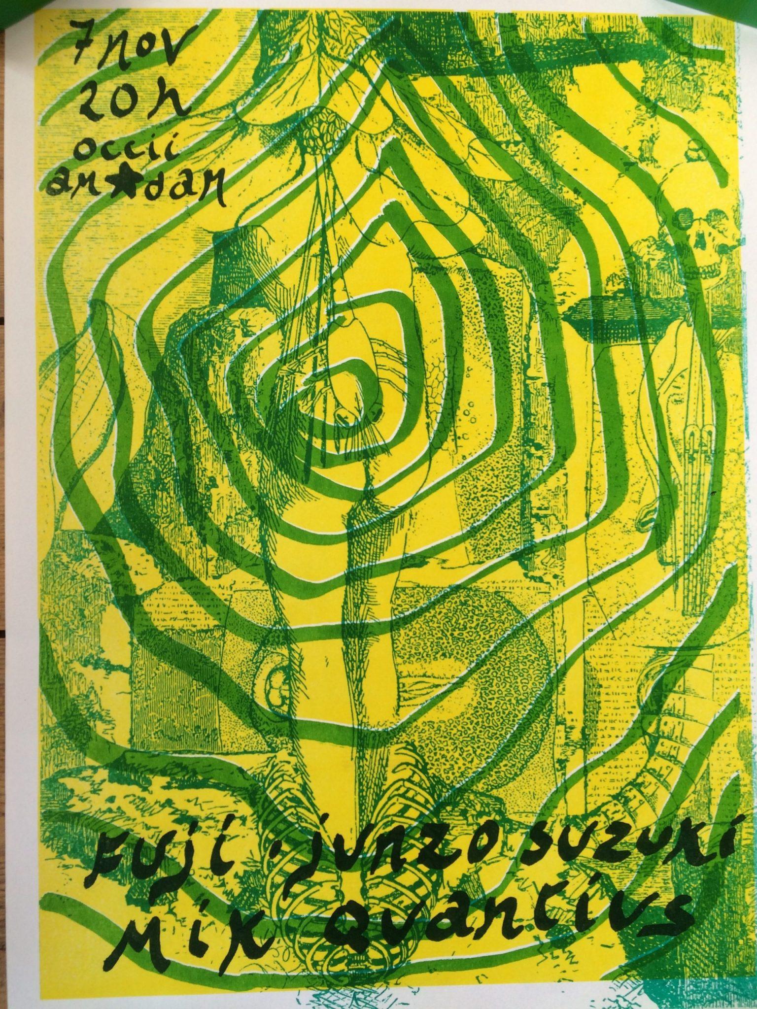 OCCII COSMIC BAR: FUJI (BE/JP/DE) + JUNZO SUZUKI (JP) + Mik Quantius (DE)