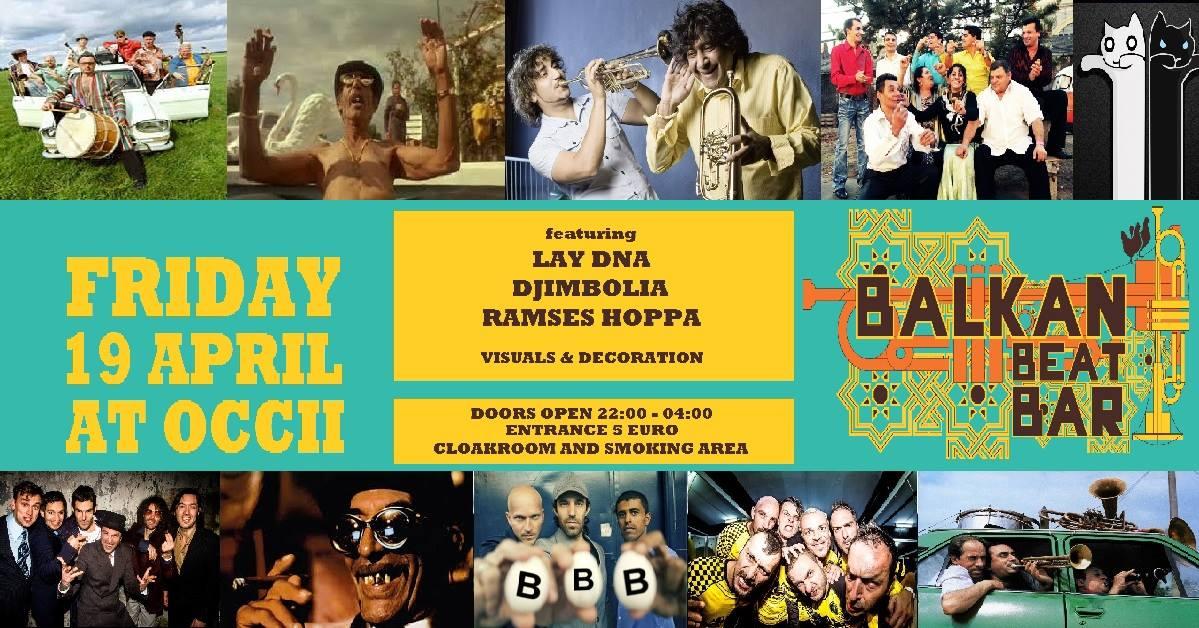 LAY DNA + DJimbolia + RAMSES HOPPA