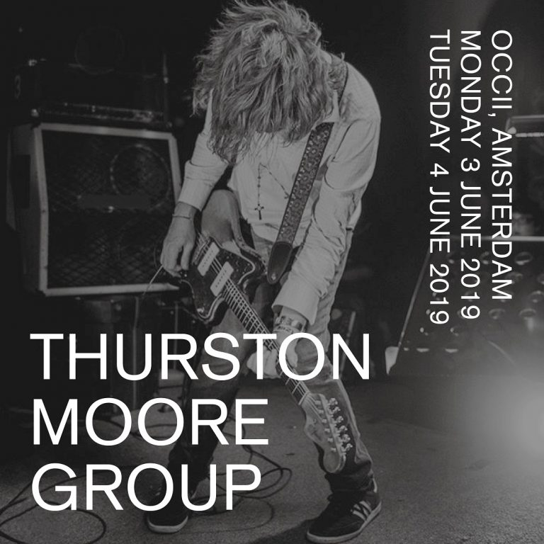 << SOLD OUT >> THURSTON MOORE GROUP & FRIENDLY GUESTS: KANIPCHEN-FIT