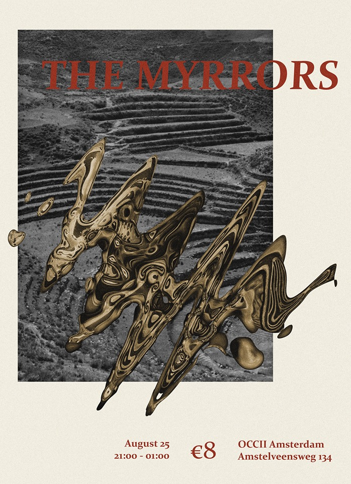 THE MYRRORS (US) + TOTO BOROTO