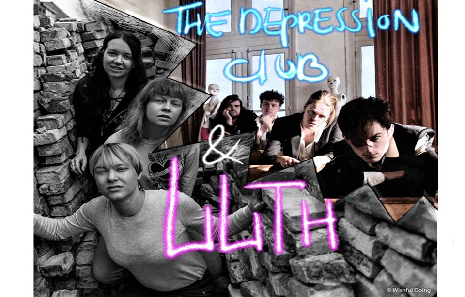 LILITH + THE DEPRESSION CLUB
