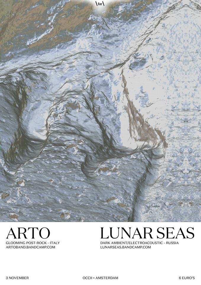 ARTO (IT) + LUNAR SEAS (RU)