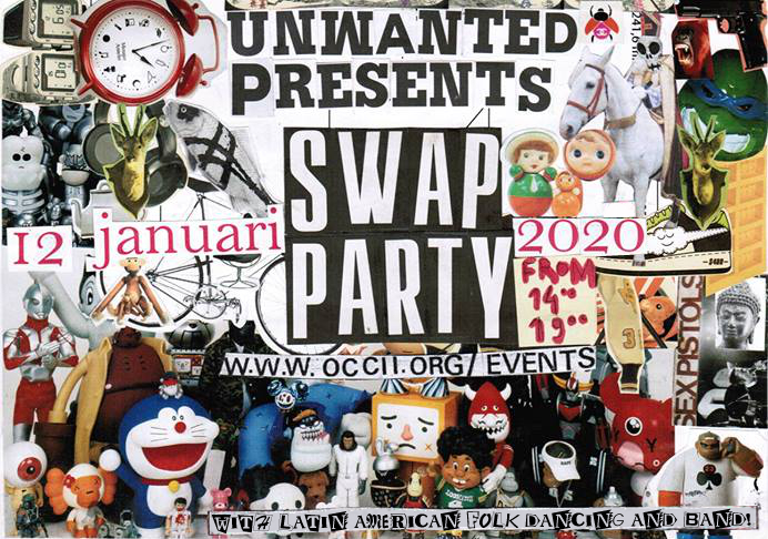 Unwanted Presents! w/ The Lowlands Suffering + Latin American Folk Dancing by Newen Copihue