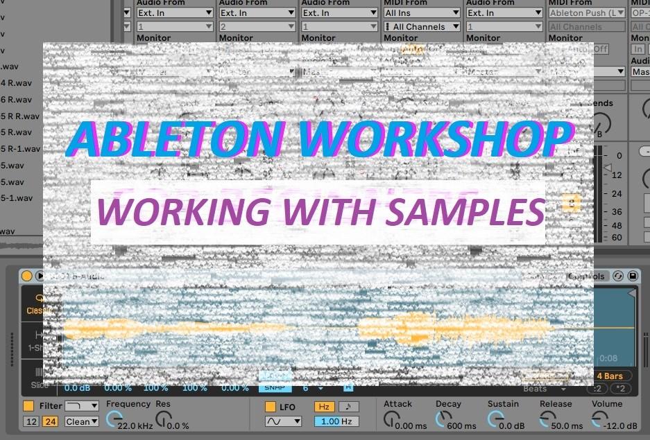 Ableton Live WorkShop for beginners