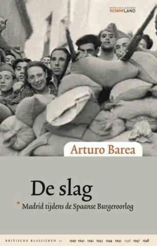 [POSTPONED!] Boekpresentatie | Info Talk | Fort van Sjakoo & OCCii present:  Arturo Barea's roman 'De Slag'