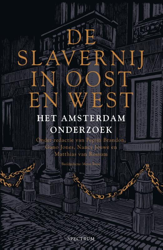 [POSTPONED!] Boekpresentatie | Info Talk | Fort van Sjakoo & OCCii present: Pepijn Brandon 'Histories of Slavery, Capitalism and Resistance'