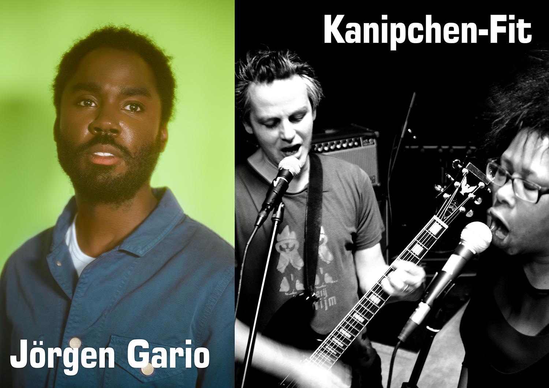 Jörgen Gario 'UNOM' + KANIPCHEN-FIT