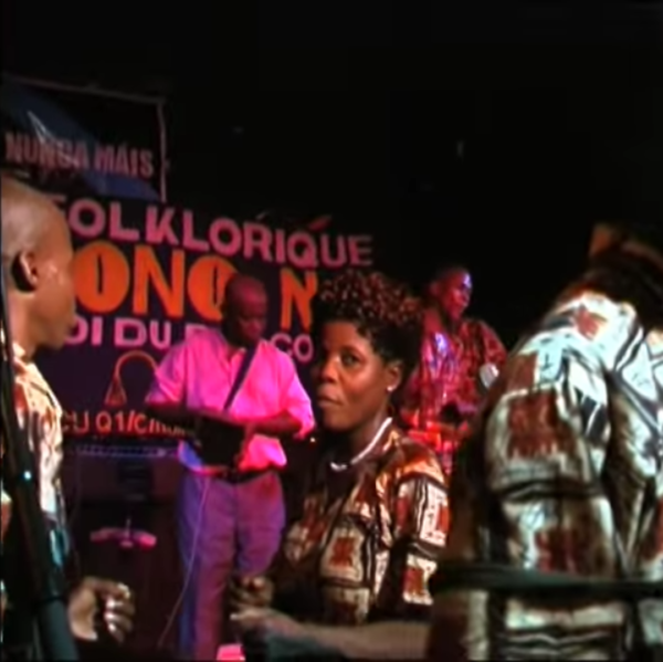 ORCHESTRE TOUT PUISSANT LIKEMBE KONONO NO.1 DE MINGIEDI (DRC)