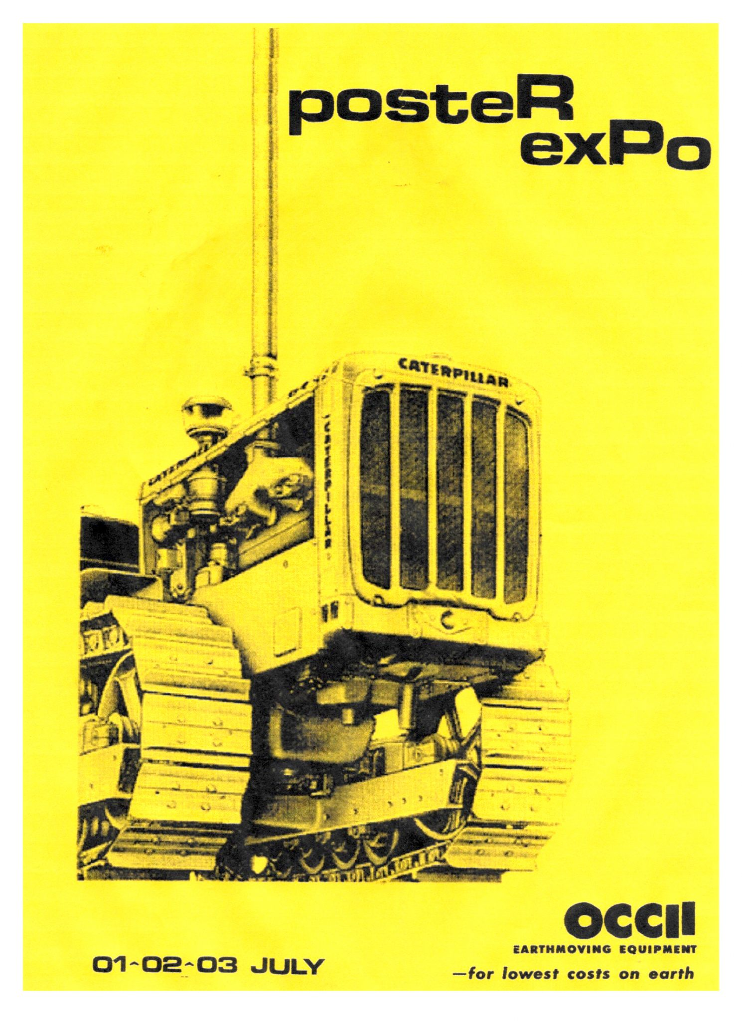 OCCII POSTER EXPO