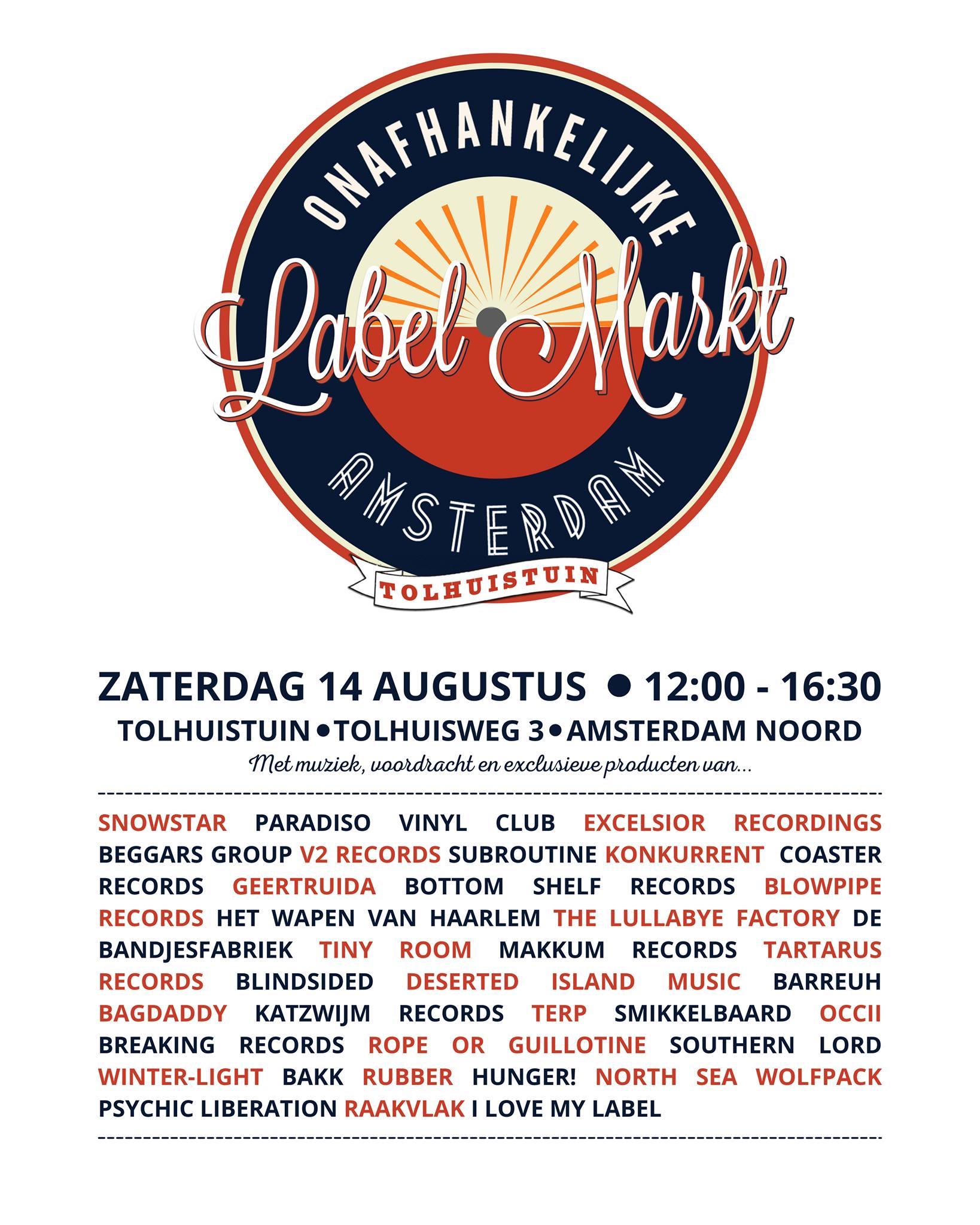 Onafhankelijke Label Markt 2021